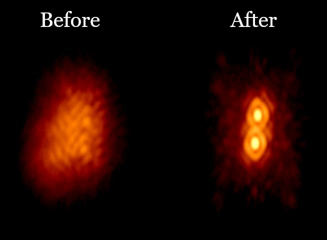 Binary Star IW Tau-Caltech Astronomy